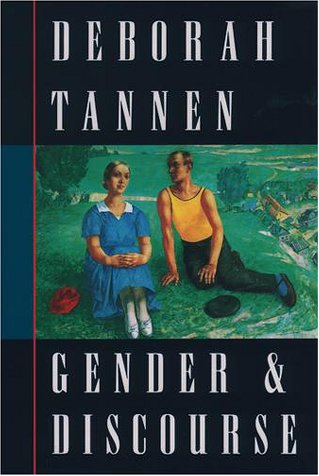 Gender and Discourse   1996 edition cover