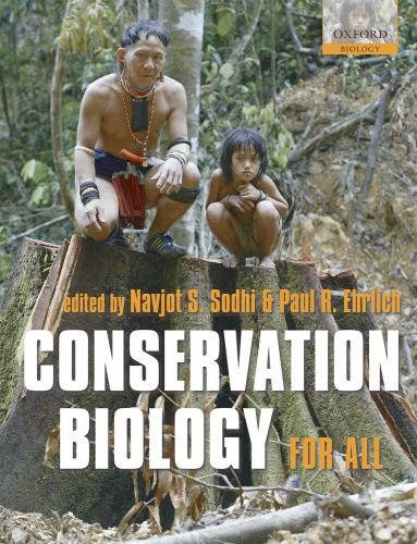 Conservation Biology for All   2009 edition cover