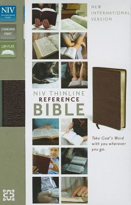 NIV Thinline Reference Bible  Special edition cover
