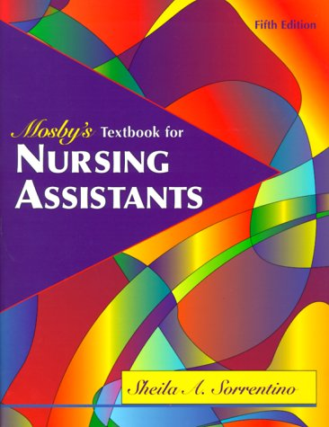Nursing Assistants  5th 1999 edition cover