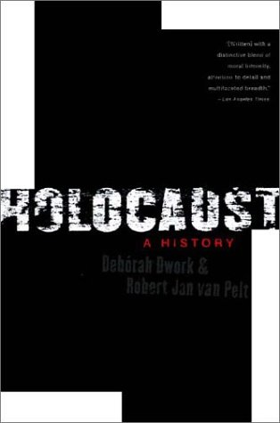 Holocaust A History  2004 edition cover