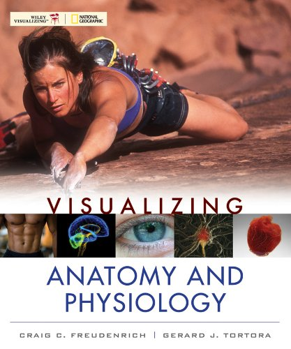 Visualizing Anatomy and Physiology   2011 edition cover