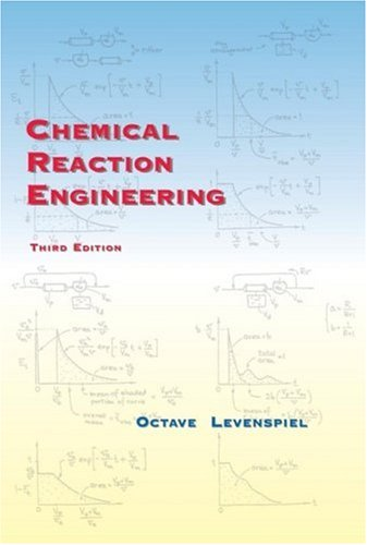 Chemical Reaction Engineering  3rd 1999 (Revised) edition cover