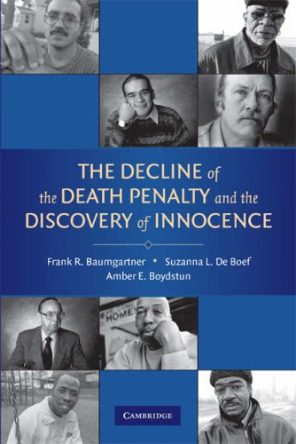 Decline of the Death Penalty and the Discovery of Innocence   2008 edition cover