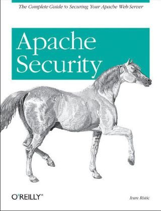 Apache Security   2005 edition cover