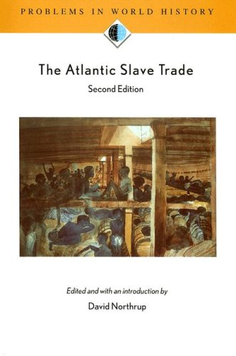 Atlantic Slave Trade  2nd 2002 edition cover