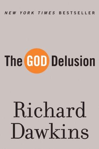 God Delusion   2006 edition cover