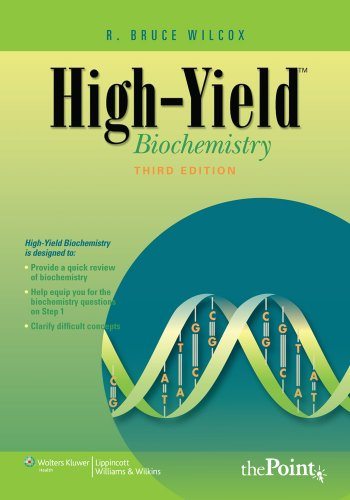 High-Yield Biochemistry  3rd 2010 (Revised) edition cover
