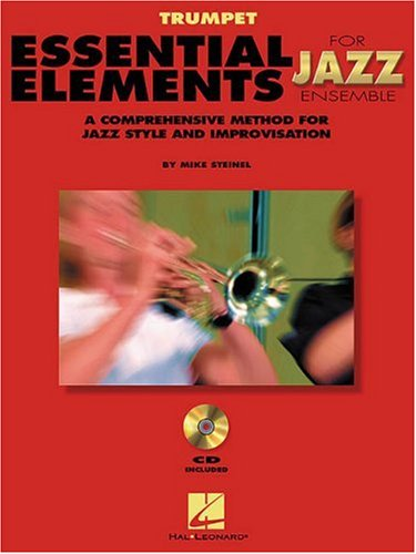 Essential Elements for Jazz Ensemble : Trumpet 1st edition cover