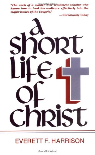 Short Life of Christ   1968 edition cover