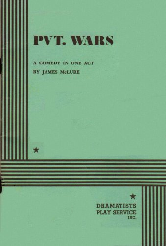 Pvt. War  N/A edition cover