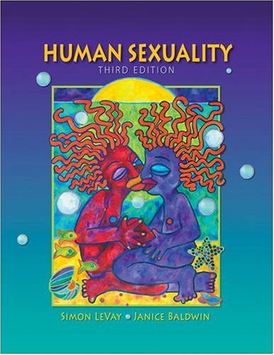 Human Sexuality  3rd 2009 edition cover