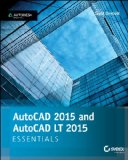 AutoCAD 2015 and AutoCAD LT 2015   2014 edition cover