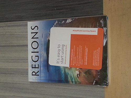GEOGRAPHY:REALMS,REGIONS+...-W/ACCESS   N/A 9781118909249 Front Cover