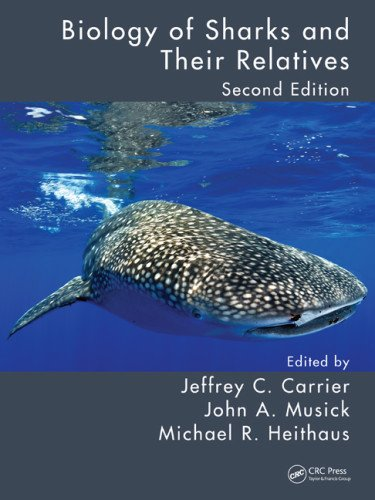 Biology of Sharks and Their Relatives  2nd 2012 (Revised) edition cover