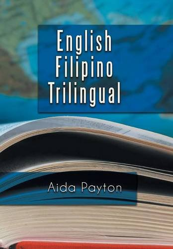 English Filipino Trilingual:   2013 edition cover