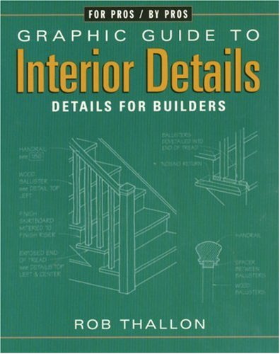 Graphic Guide to Interior Details For Builders and Designers N/A 9781561583249 Front Cover