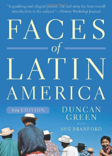 Faces of Latin America  4th 2013 (Revised) edition cover