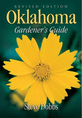 Oklahoma Gardener's Guide   2005 (Revised) edition cover