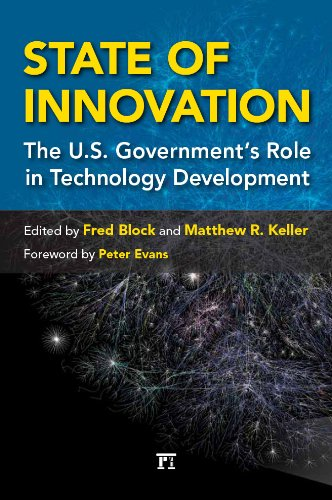State of Innovation The U. S. Government's Role in Technology Development N/A edition cover