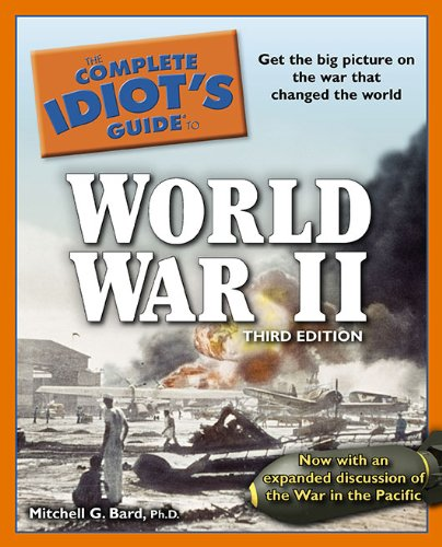 Complete Idiot's Guide to World War II  3rd 2010 edition cover