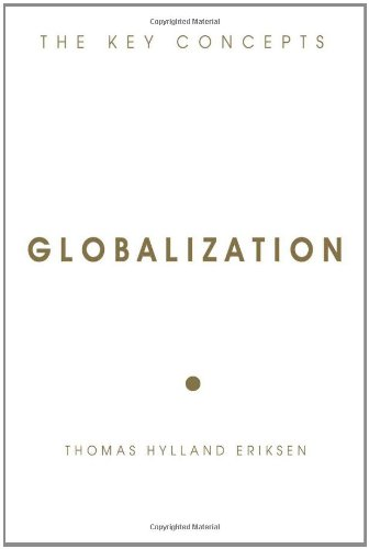 Globalization The Key Concepts  2007 edition cover