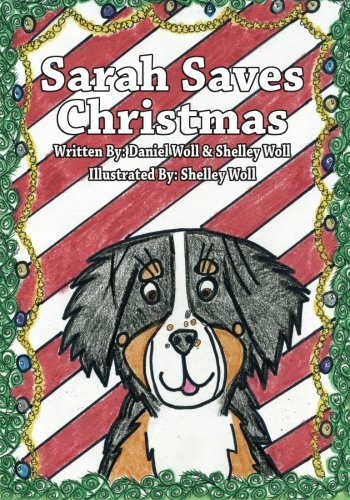 Sarah Saves Christmas   2014 9781937391249 Front Cover