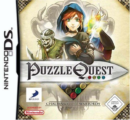 Puzzle Quest (NDS) Nintendo DS artwork