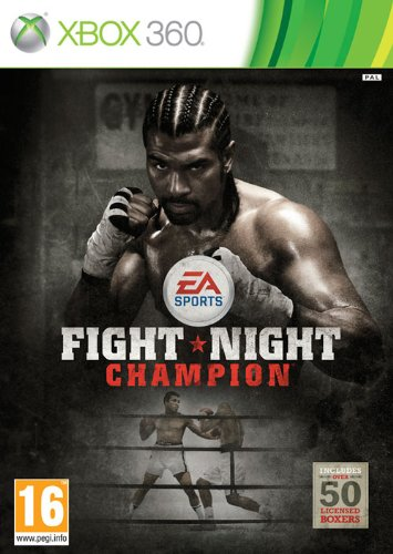 Fight Night Champion (Xbox 360) Xbox 360 artwork