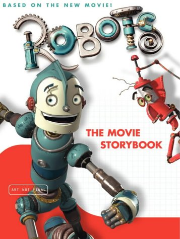 Movie Storybook (Robots) N/A edition cover