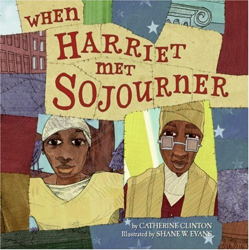 When Harriet Met Sojourner   2008 edition cover