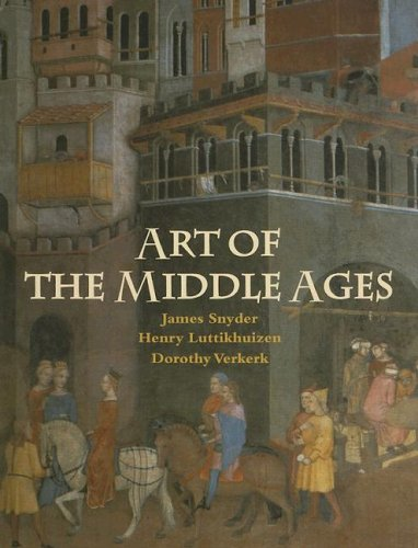 Art of the Middle Ages  2nd 2006 (Revised) 9780131938250 Front Cover