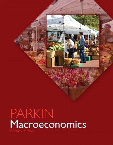 Macroeconomics  11th 2014 edition cover