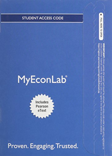 Myeconlab With Pearson Etext for International Finance: Theory and Policy 10th 2014 9780133426250 Front Cover