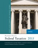 Prentice Hall's Federal Taxation 2015 Individuals Plus NEW MyAccountingLab with Pearson EText -- Access Card Package  28th 2015 edition cover
