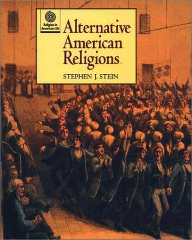 Communities of Dissent A History of Alternative Religions in America  2002 edition cover