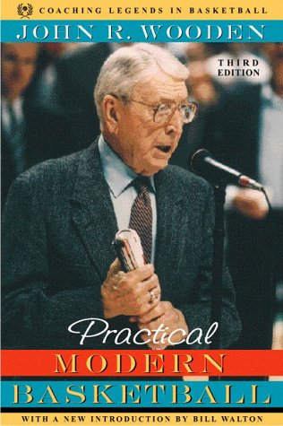 Practical Modern Basketball  3rd 1999 (Revised) edition cover