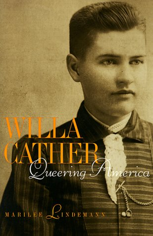 Willa Cather Queering America  1999 9780231113250 Front Cover