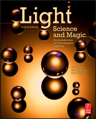 Light Science and Magic An Introduction to Photographic Lighting 4th 2012 (Revised) edition cover