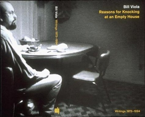 Reasons for Knocking at an Empty House Writings 1973-1994 N/A edition cover
