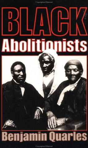 Black Abolitionists  Reprint  edition cover