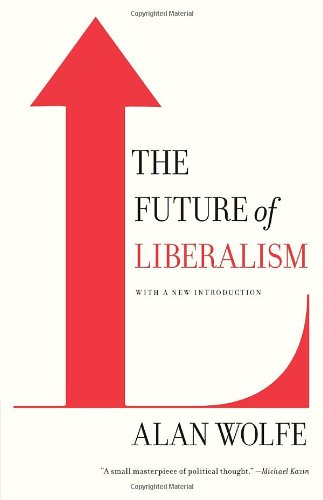 Future of Liberalism  N/A edition cover