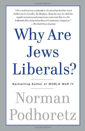 Why Are Jews Liberals?  N/A edition cover