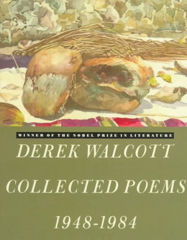 Collected Poems of Derek Walcott  N/A edition cover