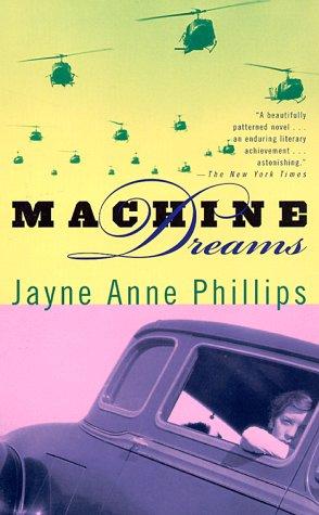 Machine Dreams  N/A edition cover