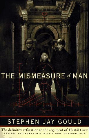 Mismeasure of Man  2nd 1996 (Revised) edition cover
