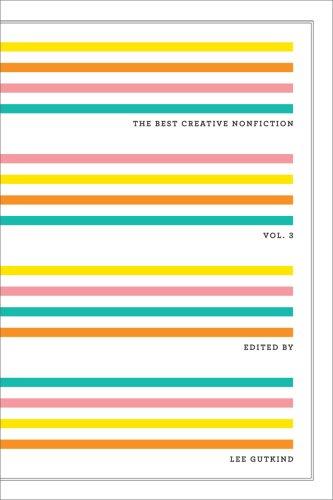 Best Creative Nonfiction   2009 edition cover