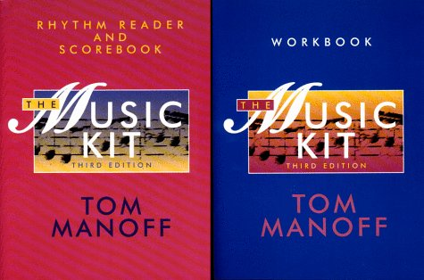 Music Kit : Workbook, Rhythm Reader, Scorebook 3rd 1994 edition cover