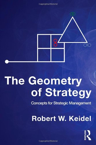 Geometry of Strategy Concepts for Strategic Management  2010 edition cover