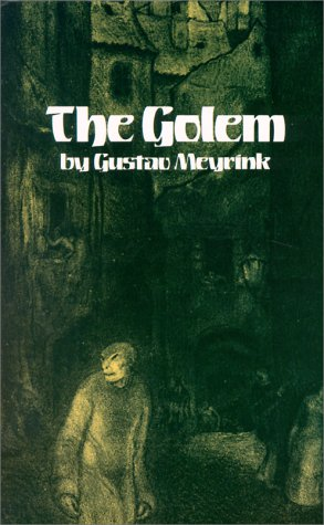 Golem  Reprint edition cover